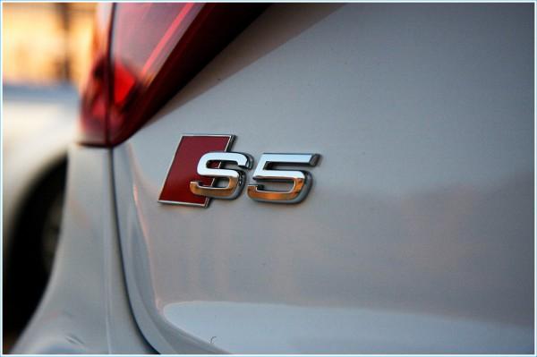 Audi S5 Logo