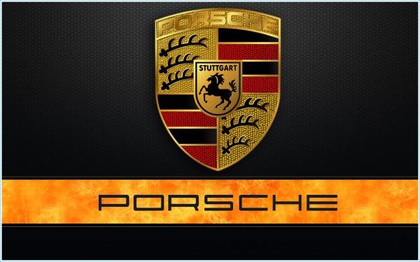 La description du logo Porsche