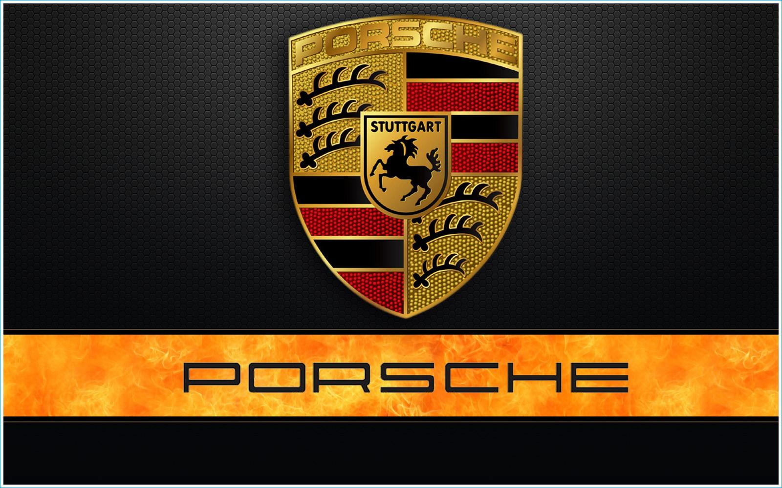 image logo porsche