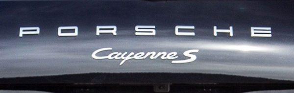 le-logo-porsche-cayenne