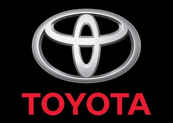 L`emblème Toyota