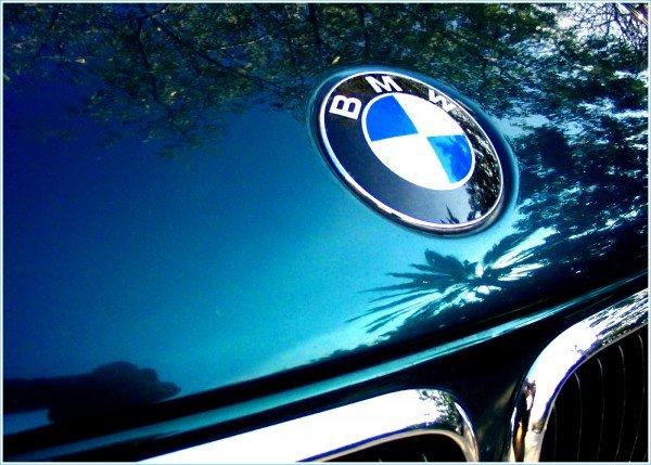 L`emblème de BMW