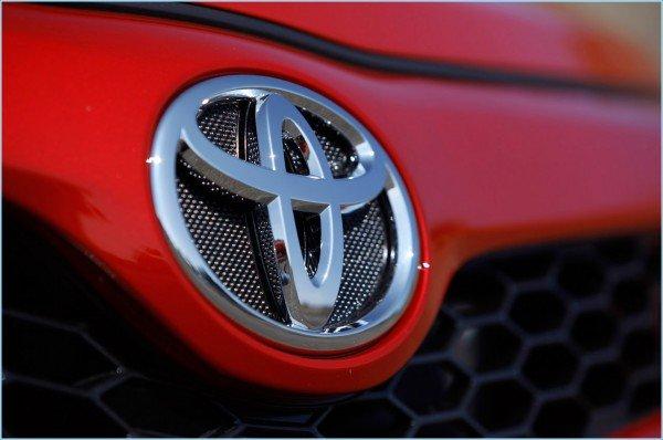 Lemblème de Toyota