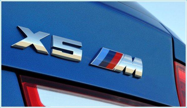 Logo BMW M x5
