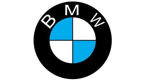 Logo BMW origine