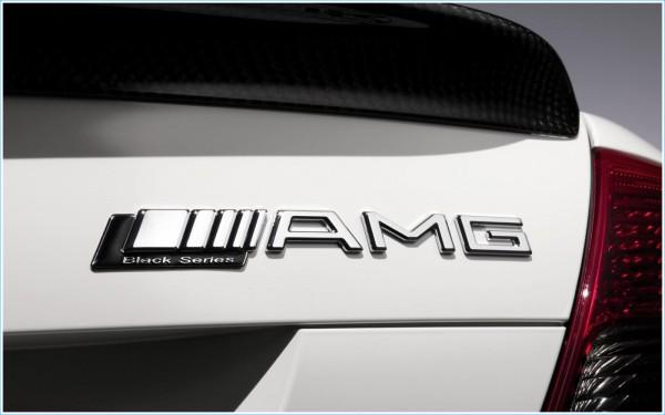 Logo Mercedes-Benz AMG