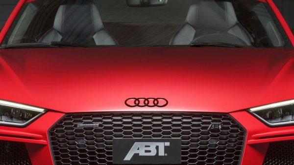 L`emblème de Audi