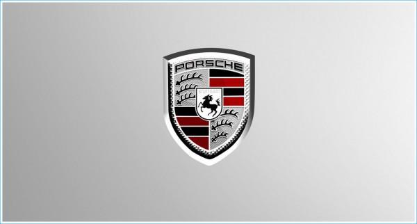 emblèmes Porsche