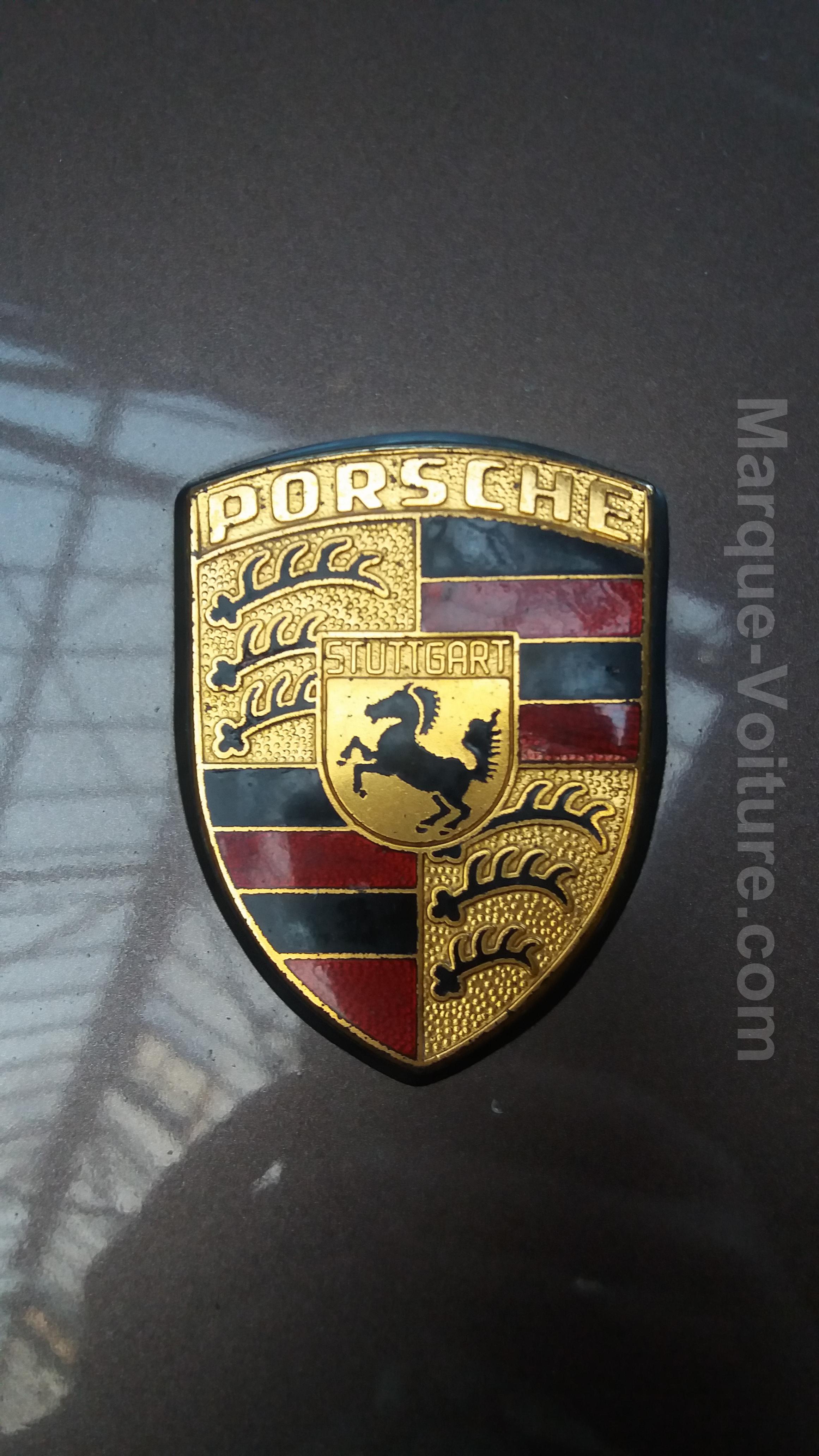 Embleme Porsche