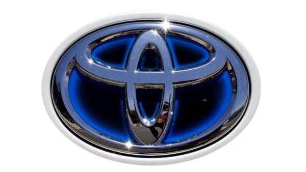 logo Toyota hybride