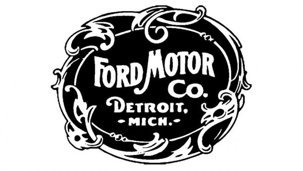 Ancien logo Ford