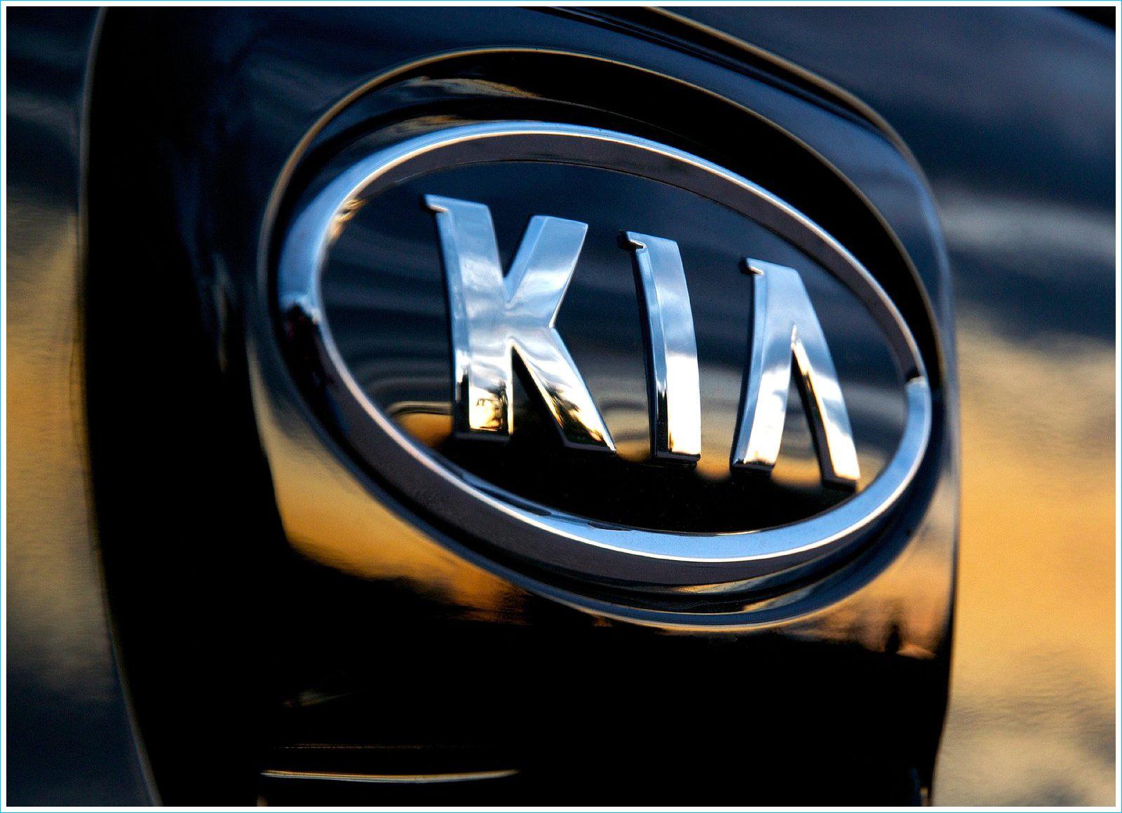 Le Logo Kia Les Marques De Voitures