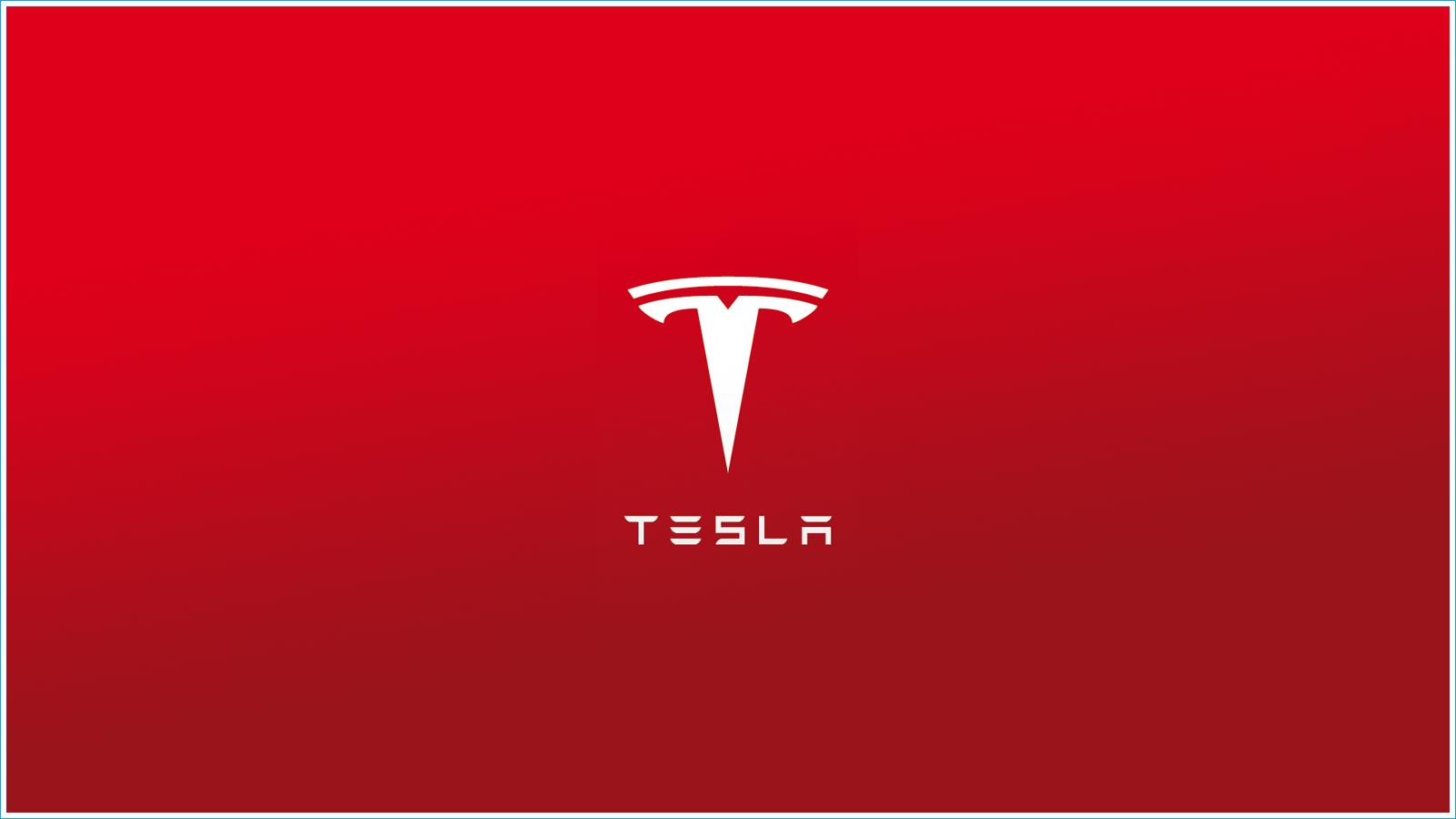 le logo tesla les marques de voitures