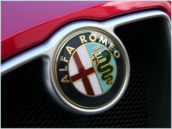 La description du logo Alfa Romeo