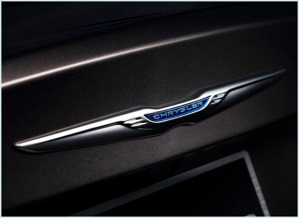 La description du logo Chrysler