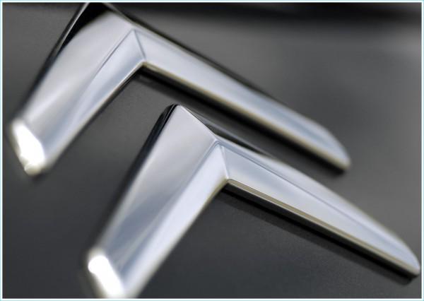 La description du logo Citroën
