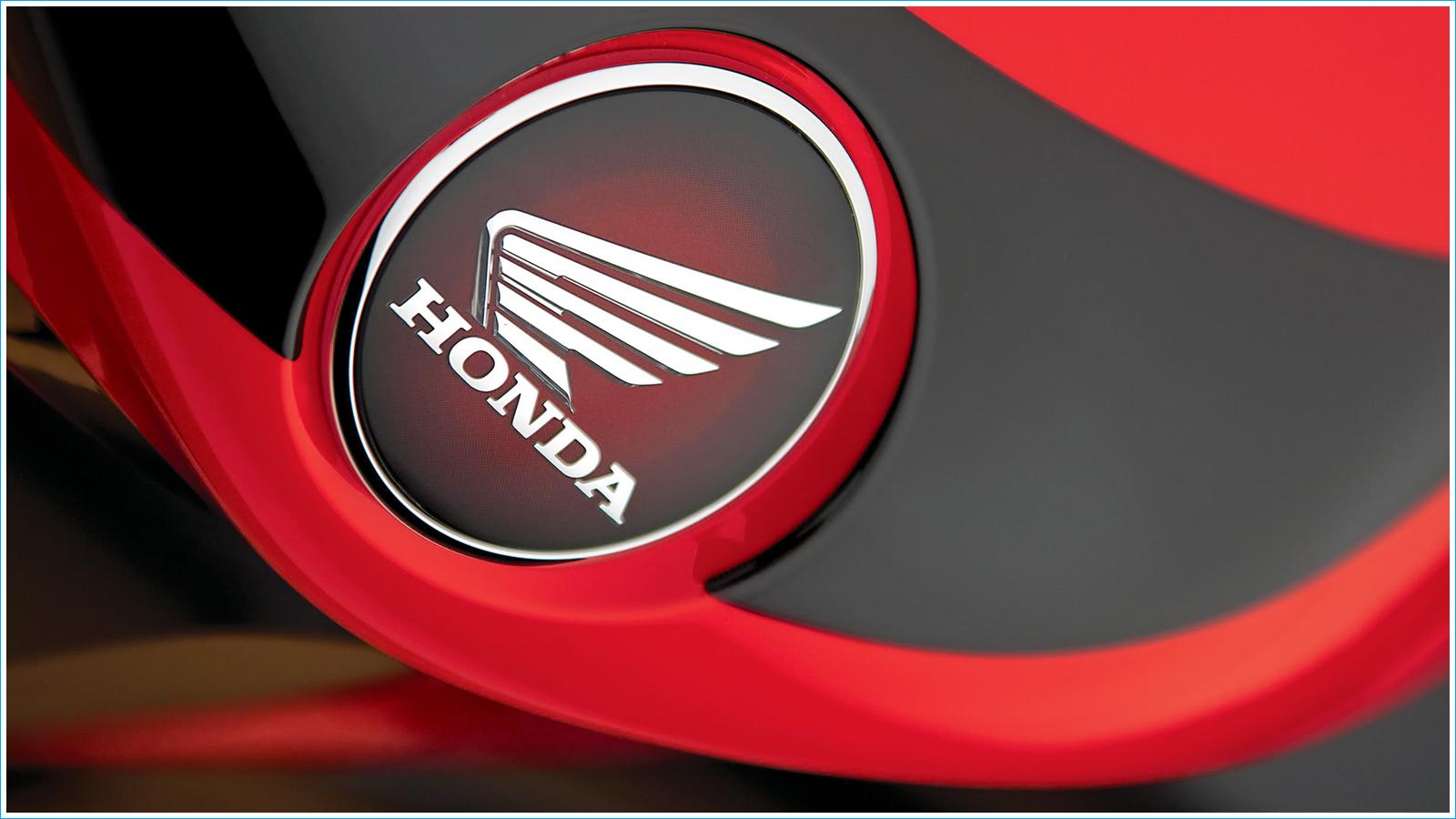 Logo honda rouge - La Description Du Logo Honda