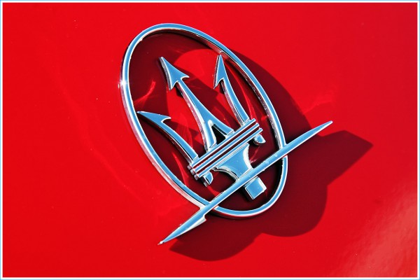 La description du logo Maserati