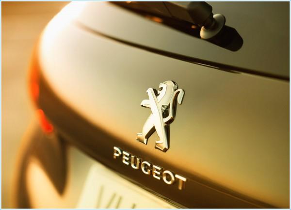 La description du logo Peugeot