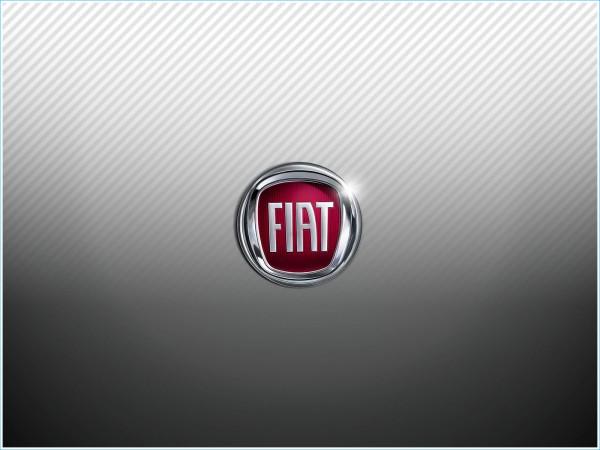 La forme de l'emblème de Fiat