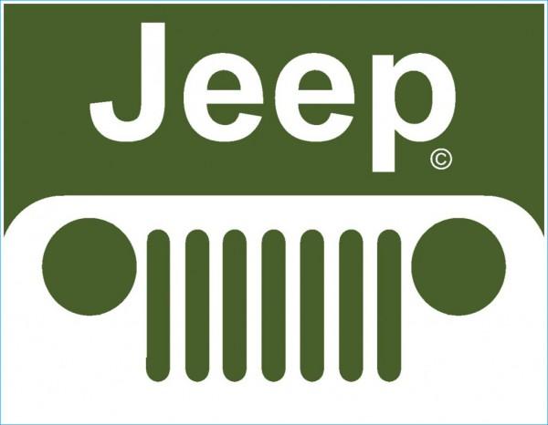 La forme de l`emblème Jeep