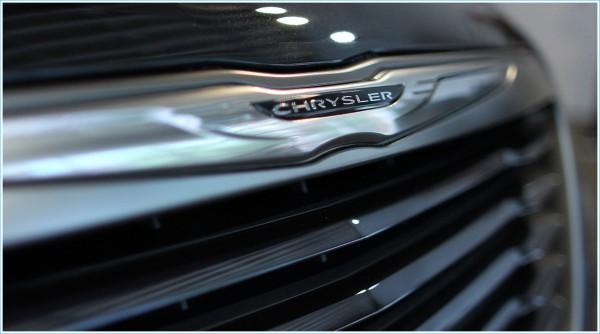 La forme du symbole Chrysler