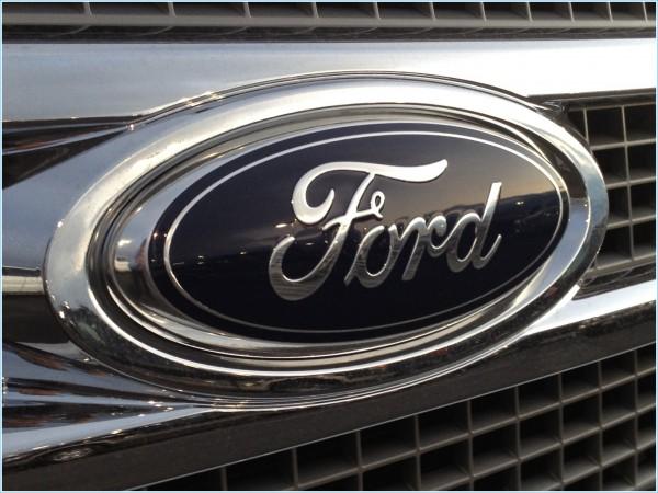 La forme du symbole Ford