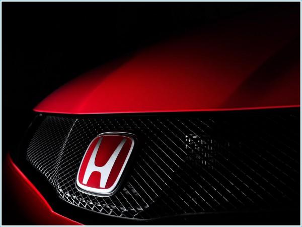 La forme du symbole Honda