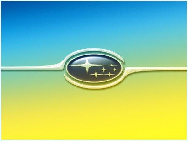 La forme du symbole Subaru