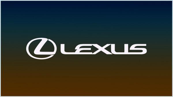 La forme du symbole de Lexus
