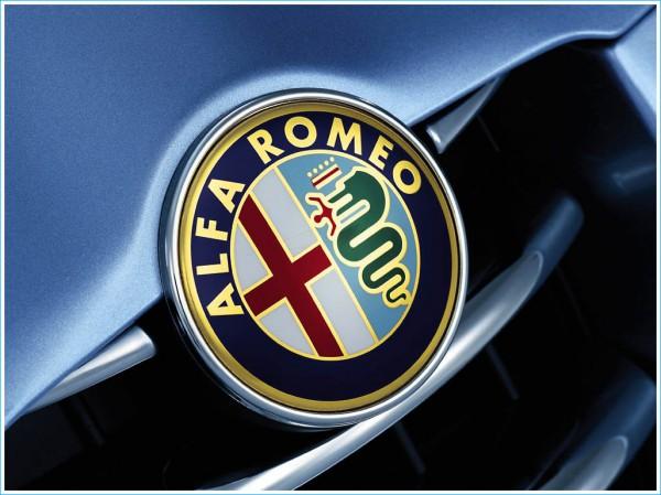 La symbole Alfa Romeo