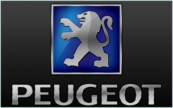 Le célèbre logo Lion des voitures