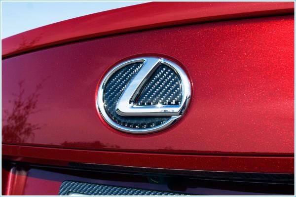 Le logo Lexus