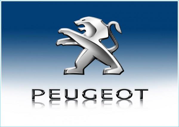 Le logo Peugeot