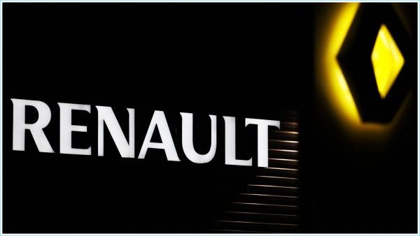 La couleur du Logo Renault