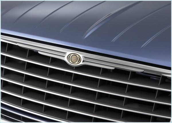 L`emblème de Chrysler