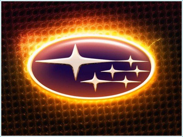 Lemblème de Subaru