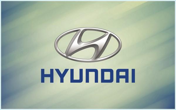 Les couleurs du logo Hyundai