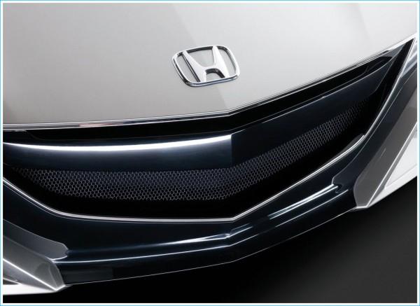 Les emblèmes Honda