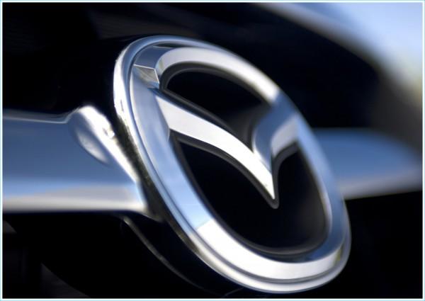 Les images du logo Mazda