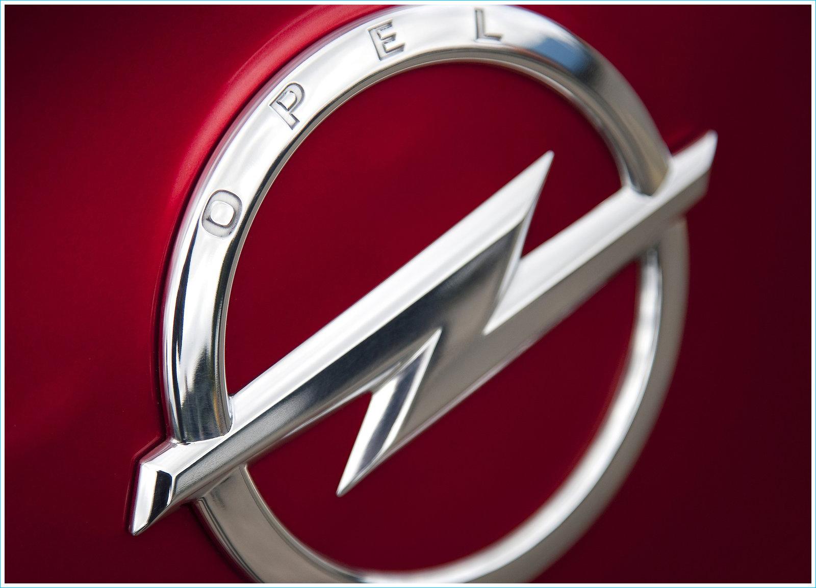 Le Logo Opel Les Marques De Voitures