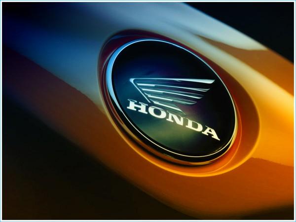 Les logos Honda moto