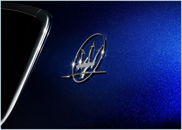 Les logos et les emblèmes Maserati
