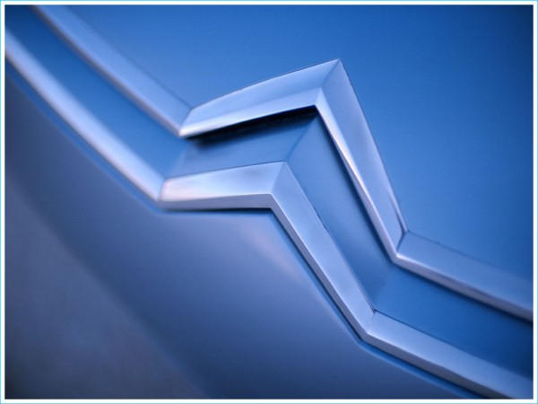 Les logos et les symbols Citroën