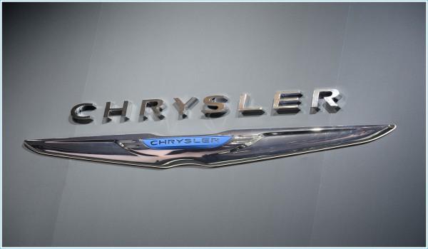 Lhistoire Logo Chrysler