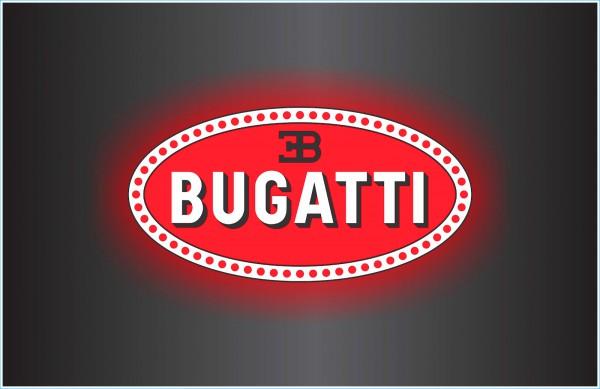 L`histoire et la signification du logo de Bugatti