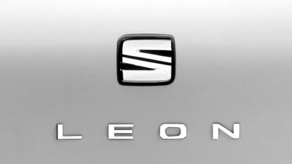Logo Seat Leon