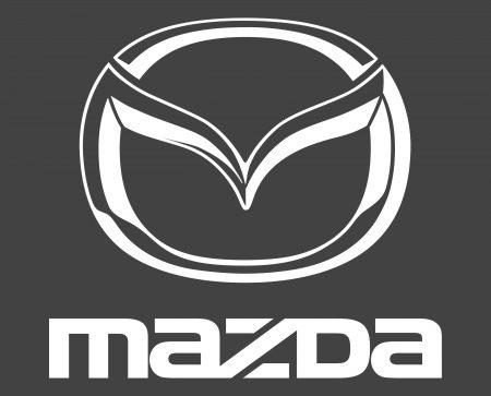 emblème Mazda