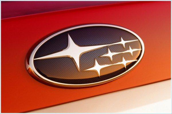 emblème Subaru