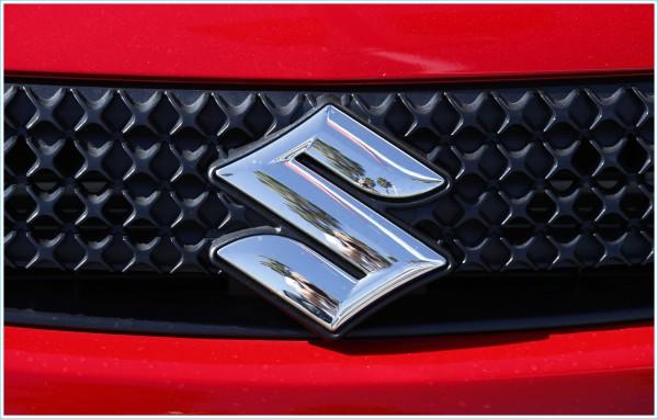 emblème Suzuki